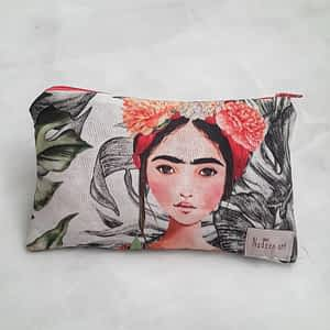 Nadeen Art Pouch Young Frida