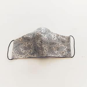 Nadeen Art Υφασμάτινη Μάσκα Προστασίας Λαχούρια